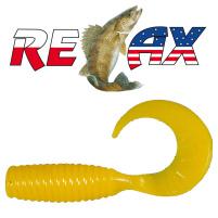Relax - Gumová nástraha Twister 1 - blister 8ks - 4cm