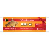Dárkový poukaz Prodejna 1000 Kč