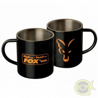 FOX Stainless Mug 0,4l