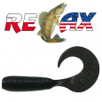 Relax - Gumová nástraha Twister 2 - blister 8ks - 4,5cm