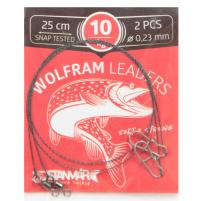 Stan-Mar - WOLFRAM leaders 25cm/5kg