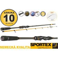 Sportex - Prut Absolut NT 2,4m 34 - 84g 2-Díl