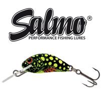 Salmo - Wobler Hornet sinking 3,5cm