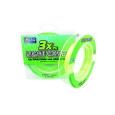 ASSO - Šňůra PE 3X Light Games 100m - GREEN
