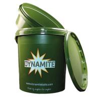Dynamite Baits - Kbelík Carp bucket green 11L