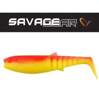 SAVAGE GEAR - Umělá nástraha - Cannibal Shad 6,8cm / 3g - YR fluo - VÝPRODEJ