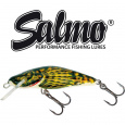 Salmo - Wobler Bullhead sinking 4,5cm