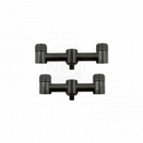 FOX - Hrazda Black label QR buzzer bars 2 rod narrow (95mm/110mm)