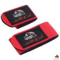Hell-Cat - Stahovací neoprénové pásky na pruty Neopren Rod belt (14 + 21cm) bal. 2ks
