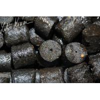 LK Baits Salt Black Hallibut Pellets 1kg, 20mm
