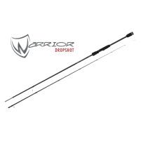 FOX - Prut Rage Warrior dropshot 2,4m 4 - 17g 2D