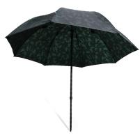 NGT Deštník Camo Brolly 2,20m