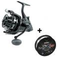 Zfish Naviják Rider 5000 + Vlasec Mitchell MX3 Clear