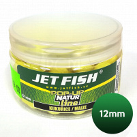 JET FISH - POP UP Boilie NATUR line 12mm - Kukuřice