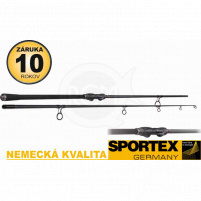 Sportex - Prut Invictus Carp 13ft (3,96m) 3,75lb 2-Díl