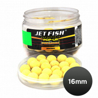 JET FISH - POP UP Boilie PREMIUM CLASSIC 16mm / 60g - Cream/Scopex