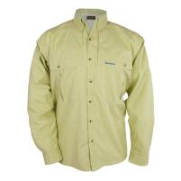 Snowbee Košile Lime Fishing Shirt ( Long Sleeve)