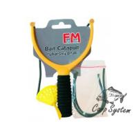 Carp System - Rybářský prak FB + guma