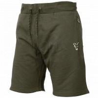 FOX - Kraťasy Jogger shorts LW zeleno/stříbrné