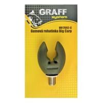 GRAFF - Rohatinka gumová Big Carp camo