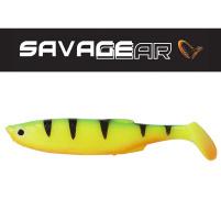 SAVAGE GEAR - Umělá nástraha - Bleak paddle tail 10cm - 8g - Firetiger