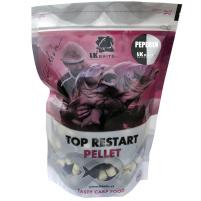 LK Baits Top ReStart Pellets Peperin 1kg, 12-17mm