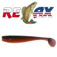 Relax - Gumová nástraha Kingshad 3 - blister 4ks - 7cm