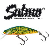 SALMO - Wobler Bullhead floating 6cm - Hot Bullhead