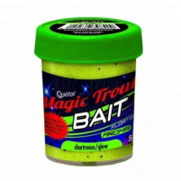 QUANTUM - Těsto na dírky - Magic Scent Bait - 50g - CHARTREUSE/GLITTER.GARLIC