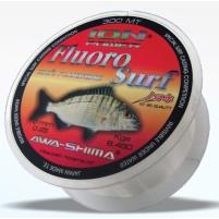 AWA-SHIMA - Silon ION Power Fluoro Surf - 0,35mm - 300m