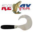 Relax - Gumová nástraha Twister 3 - blister 5ks - 6cm