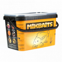 Mikbaits - Boilie Express 2,5kg / 20mm - Mandarinka