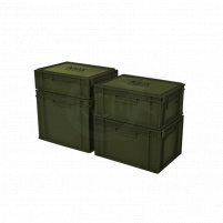 Aqua Products AQUA Staxx box - Uzavíratelný stohovatelný box