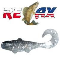 Relax - Gumová nástraha Banjo 2  - Barva L160 - blister 5ks - 5,5cm