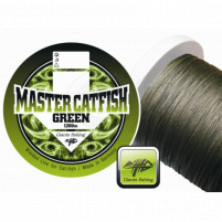 Giants Fishing - Splétaná šňůra Master catfish green 0,60mm, 75kg 1m