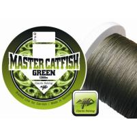 Giants Fishing - Splétaná šňůra Master catfish green 0,60mm, 75kg - Návin
