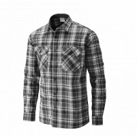 Wychwood košile Game Shirt černá/šedá