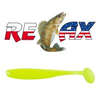 Relax - Gumová nástraha Bass 2,5 - Barva L030 - blister 4ks - 6,5cm