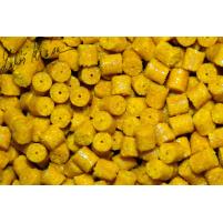 LK Baits kukuřičné pelety Corn Pellets 1kg, 8mm