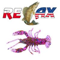 Relax - Gumová nástraha Crawfish 2 - Barva S187 - blister box 4ks - 5,5cm