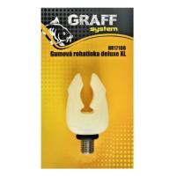 GRAFF - Rohatinka gumová Deluxe XL fluo
