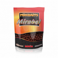 Mikbaits - Boilie Mirabel 250g 12mm - Sladká kukuřice