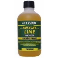 JET FISH - Booster Natur Line 250ml - Kukuřice