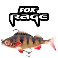 Fox Rage - Nástraha Replicant perch 18cm / 85g - Natural perch