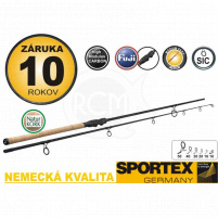 Sportex - Prut Purista stalker Carp 10ft (3,07m) 3lb 2-Díl