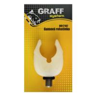 GRAFF - Rohatinka gumová fluo