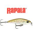 RAPALA - Wobler Ultra ligth minnow 4cm