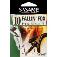 SASAME - Háčky  FALLIN FOX s lopatku vel : 9