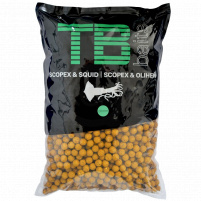 TB baits - Boilie 10kg / 24mm - scopex/squid