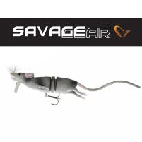 SAVAGE GEAR - Wobler 3D Rad 20cm 32g grey